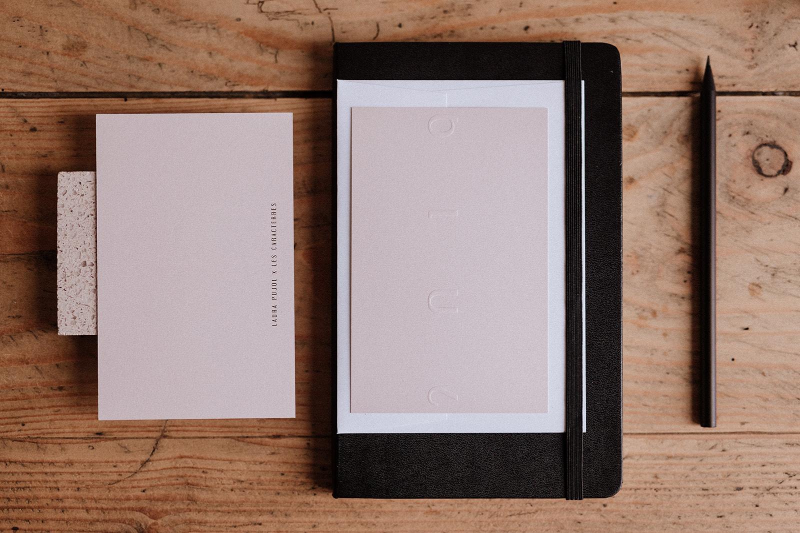 Carte Nude [papeterie  | Faire-part mariage]